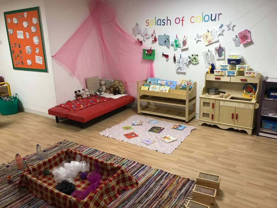 Pilton toddler room