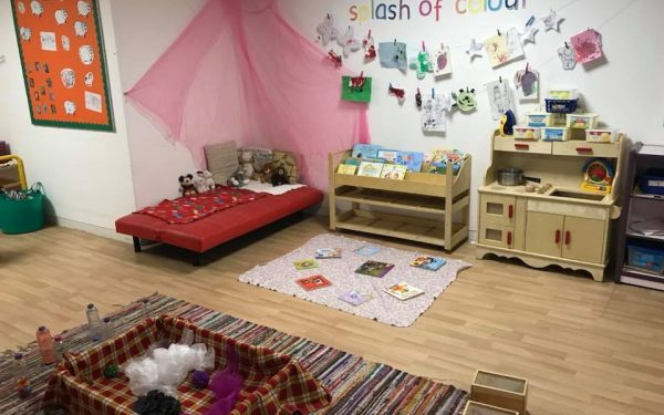 Pilton toddler room